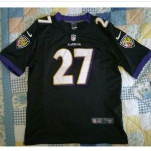 Nike Baltimore Ravens Ray Rice #27 Sewn Jersey